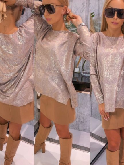 zlaty pulover