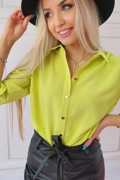 neonovozlta bluzka