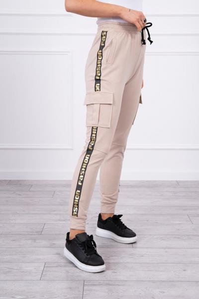 nohavice fashion