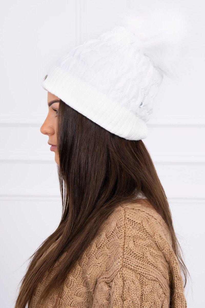 biela ciapka
