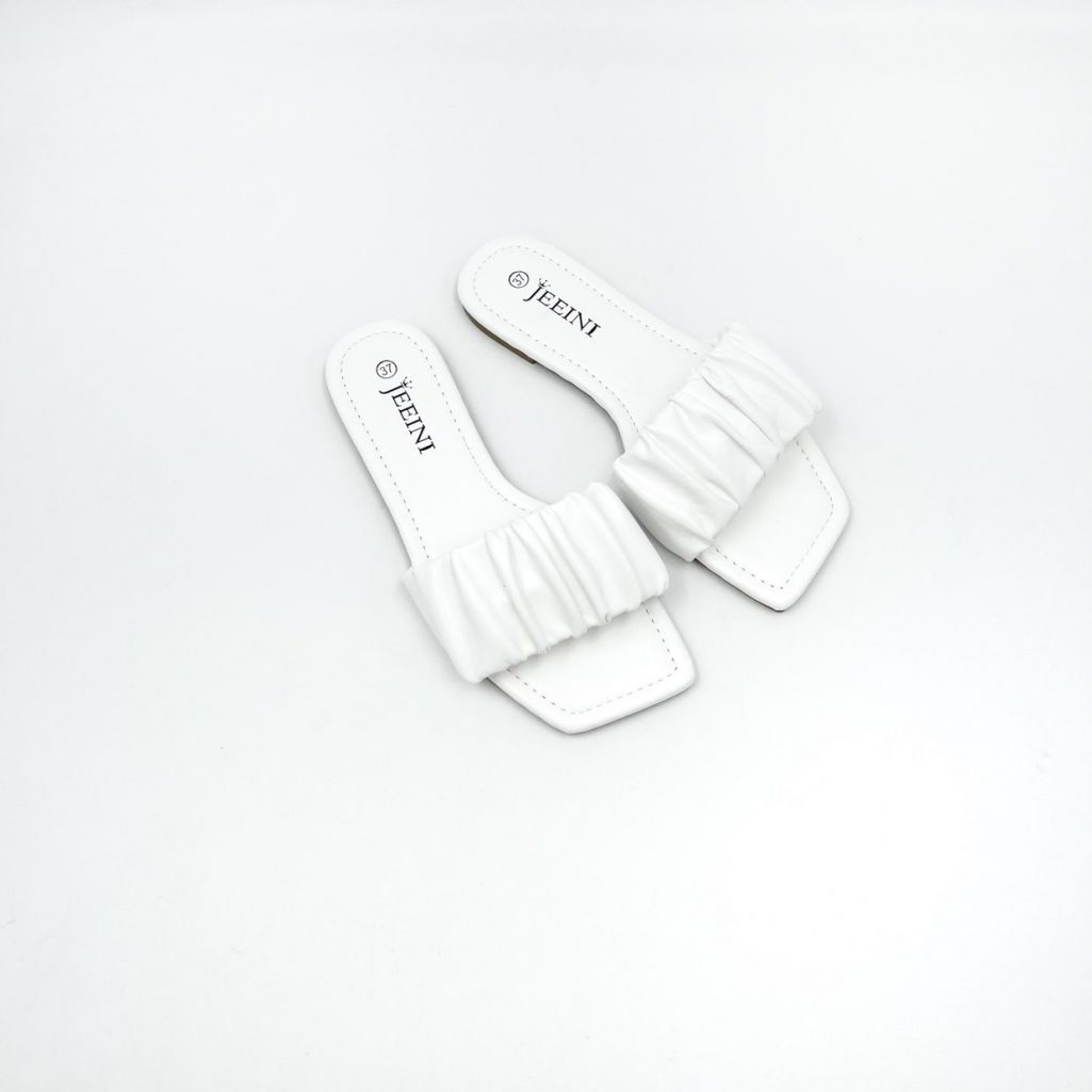 biele slapky