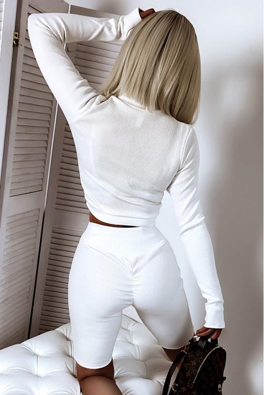 biely komplet