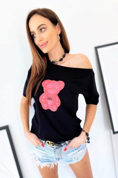cierne tričko macik