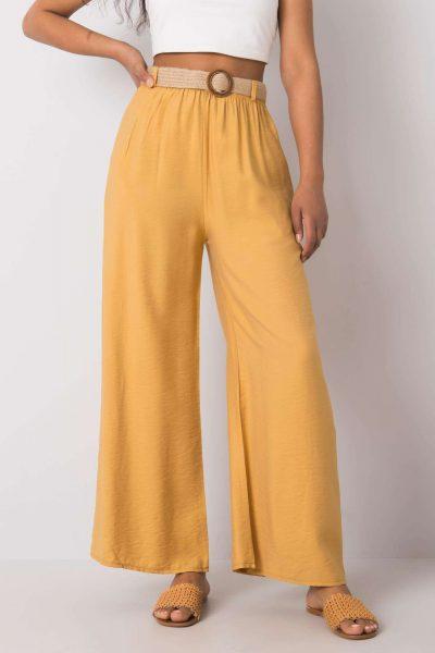 zlte nohavice
