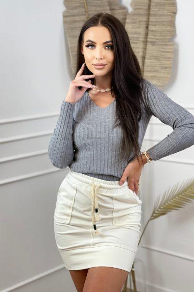 sivy pulover