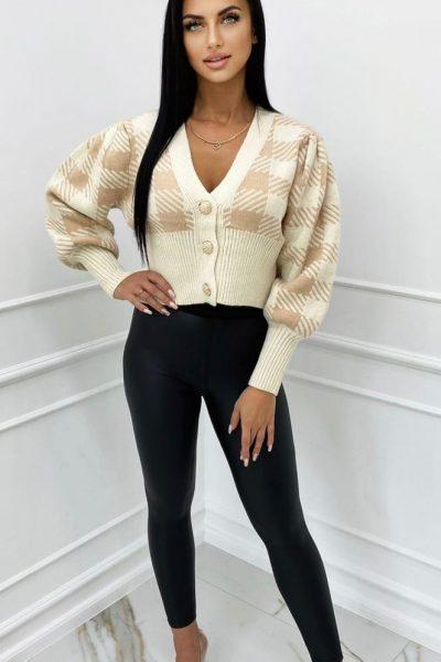 vzorovany sveter